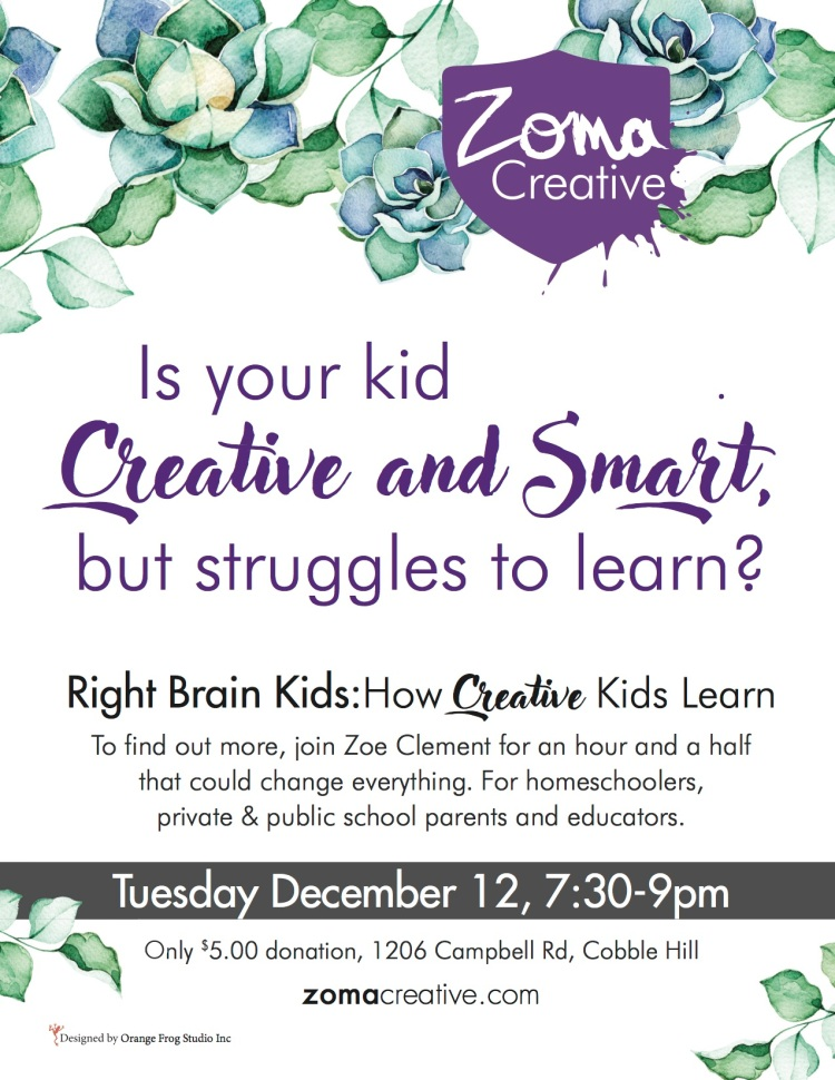 Right brained learning talk 2017-12-07-3