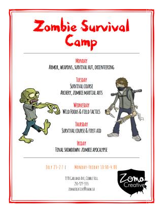 Zombie Camp 2018